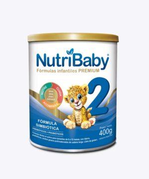 Nutribaby Fase 2 400 gr
