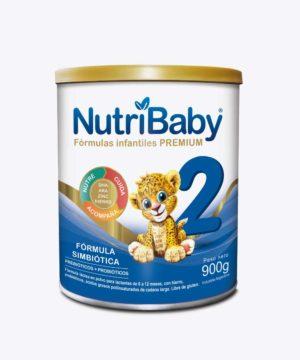 Nutribaby Fase 2 900 gr
