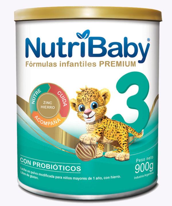 Nutribaby Fase 3 900 gr