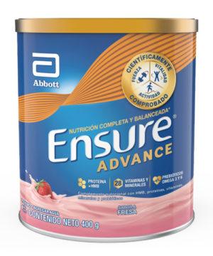 Ensure Advance Fresa 400 gr