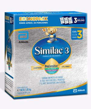 Similac 3 Pro Sensitive Bib 1050 gr