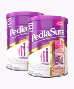 """Pediasure Plus Polvo Chocolate 900 Gr  Nuevo """"PACK X 2"""""""