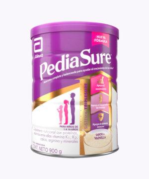 Pediasure Plus Polvo Vainilla 900 gr