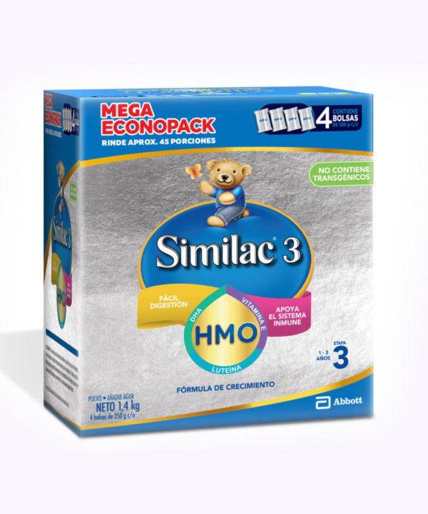 Similac 3 Pro Sensitive Bib 1400 Gr Nuevo