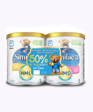 Pack Similac 3 Pro Sensitive 850gr+850gr Nuevo