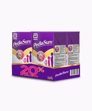 Tetra Pak Pediasure Plus Liquido Vainilla 200ml Nuevo