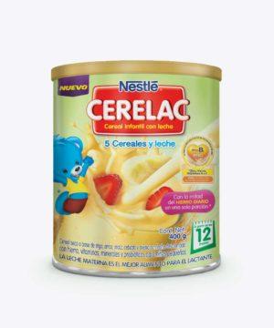 Cerelac Tarro Probio 5 Cereales 400gr
