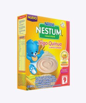 Nestum Carton 8 Cereales Trigo Quinua 350