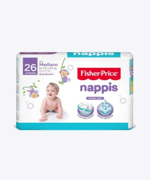 Nappis Fisher Price M X 26