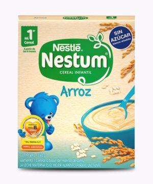 Nestum Carton Arroz + Hierro 350gr