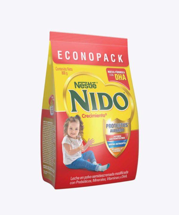 Nido+1 Crecimiento Dha Funda 800 gr
