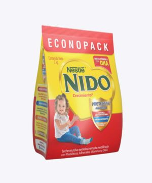 Nido+1 Crecimiento Dha Funda 2 kg
