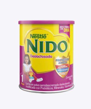Nido+1 Deslactosada Tarro 1700 gr