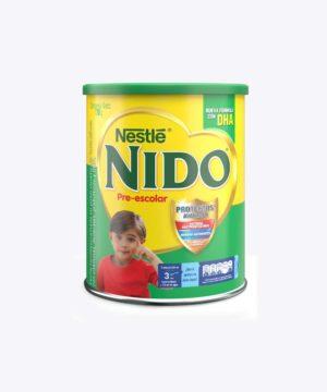 Nido+3 PrE-Escolar Dha Tarro 1700 gr