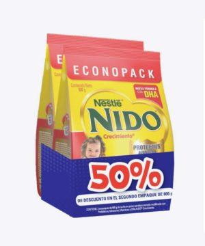 Pack Nido+1 Crec. Dha Funda 800+800 gr