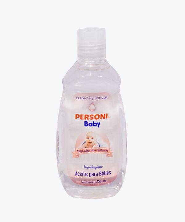 Personi Baby Aceite Original 250 ml