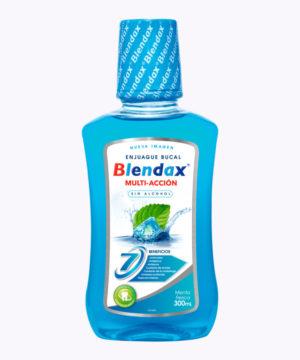 Blendax Enjuague Bucal Multiaccion 300ml Nuevo
