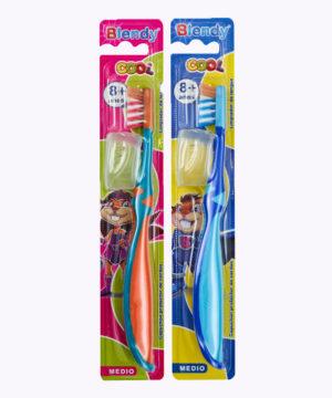 Blendy Cepillo Dental Cool 8 + Años Nuevo