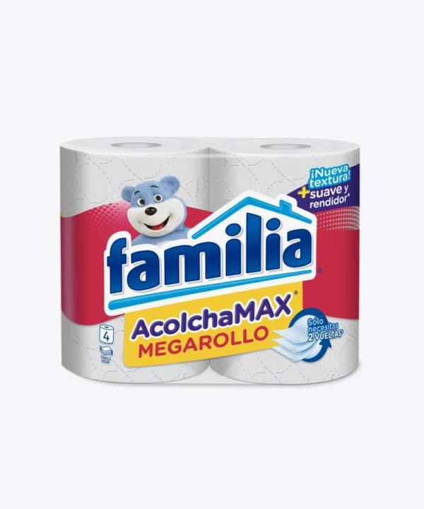 Familia P.hig. Acolchamax Mega X 4