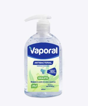 Vaporal Gel Antibacterial 250ml
