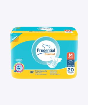 Prudential Confort Mediano X 20