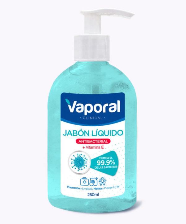 Vaporal Jabon Liq. Antibacterial 250 ml