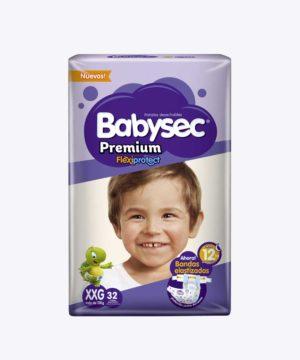 Babysec Premium Flexi Protect Xxg X 32