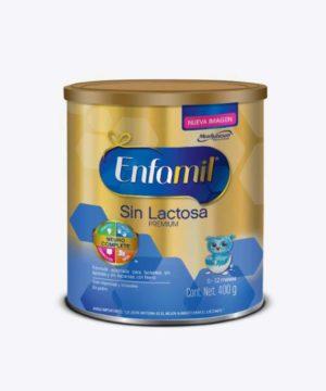 Enfamil Premium Sin Lactosa 400 gr