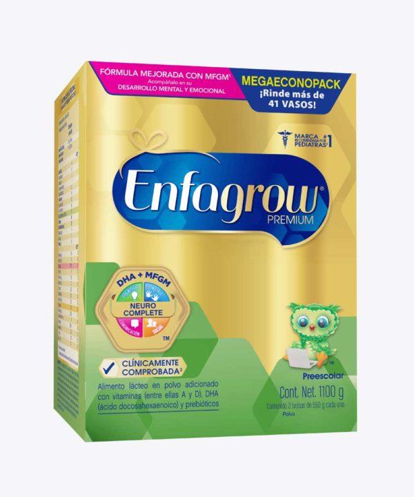 Enfagrow 4 Preescolar 1100gr