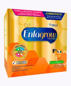 Enfagrow 3 Vainilla Carton 2200gr Nuevo
