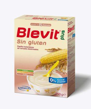 Blevit Papilla Sin Gluten 250 gr
