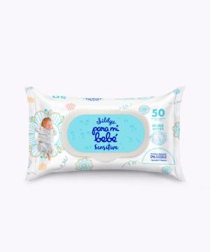 Toallas Humedas Pmb Sensitive Recien Nacido X 50