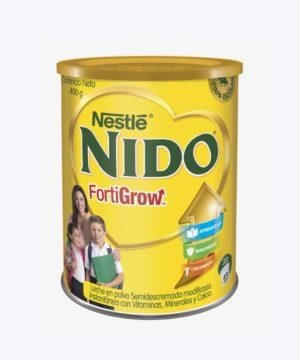Nido+5 Fortigrow Tarro 400 gr