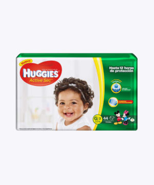 Huggies Active Sec  G X 44