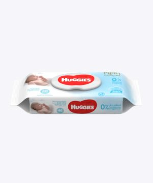 Toallas Humedas Huggies Natural Care R.nacido X 48