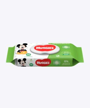 Toallas Humedas Huggies Active Fresh Disney X48