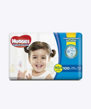 Huggies Triple Proteccion Xg X 100