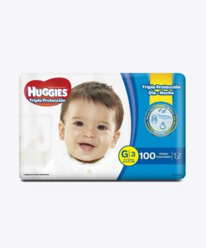 Huggies Triple Proteccion G X 100