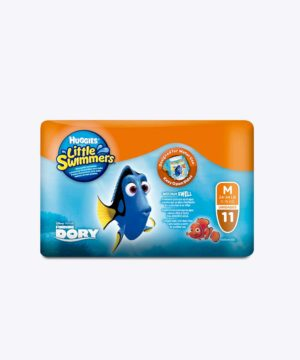 Huggies Little Swimmers (calzon.baño) M X 11