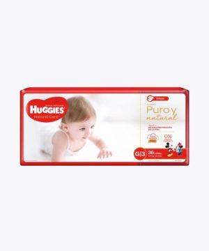Huggies Natural Care Cotton Unisex Gx36
