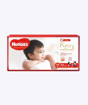 Huggies Natural Care Cotton Unisex Xgx44