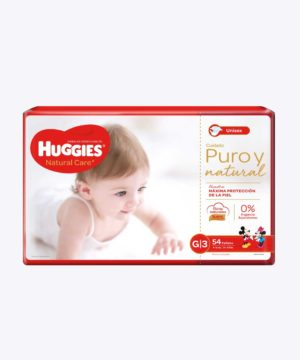 Huggies Natural Care Cotton Unisex Gx54