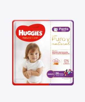 Huggies Natural Care Pants Unisex Xxgx26