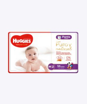 Huggies Natural Care Pants Unisex Mx54