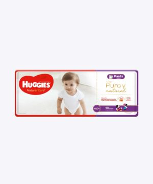 Huggies Natural Care Pants Unisex Xgx40
