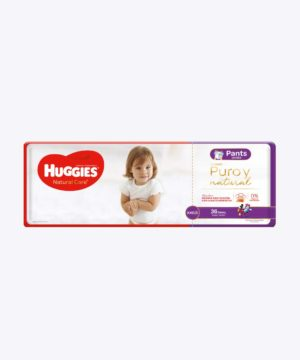 Huggies Natural Care Pants Unisex Xxgx36