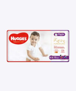 Huggies Natural Care Pants Unisex Gx50