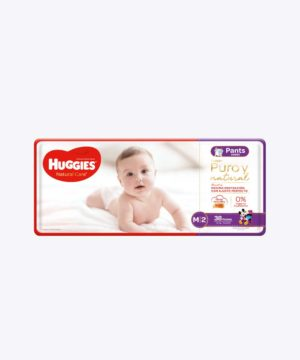Huggies Natural Care Pants Unisex Mx38