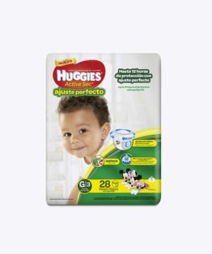 Huggies Active Sec A. PerfectO-Pants G X28