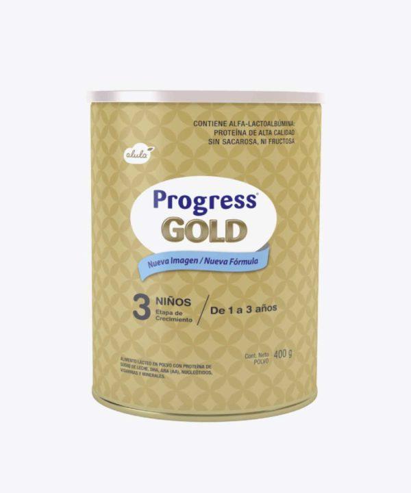 Progress Alula Gold 3 400 gr